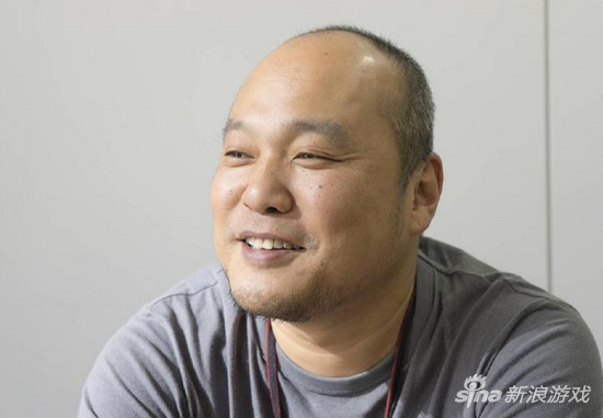 游戏监督中西晃史