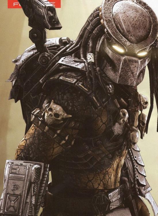 《铁血战士》重启版曝定妆照 导演:PG13是怂货看的 翼风网