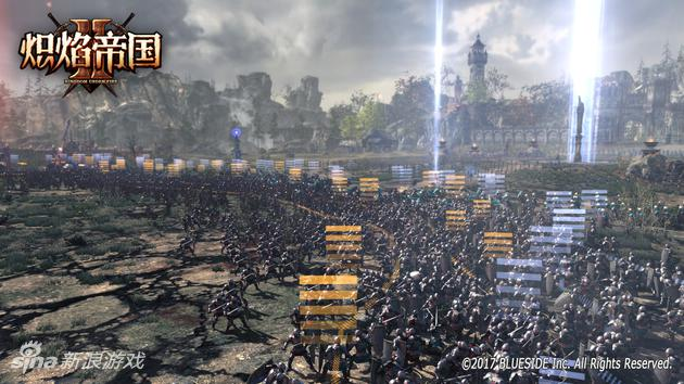 《炽焰帝国2》超大规模战争