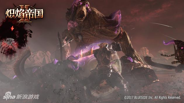 《炽焰帝国2》3月2日不删档测试