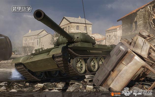 《装甲战争》3月7日国服首测