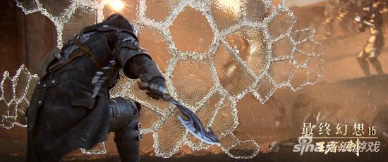 """王者之剑成员运用""""护盾魔法"""""""