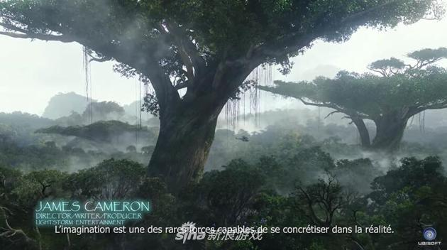 全境封锁开发商制作《阿凡达》世界观游戏
