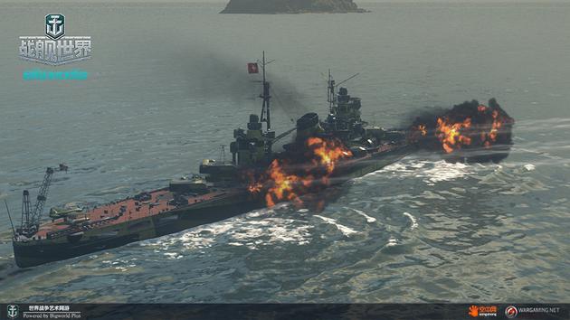 40余艘战舰射程得到加强