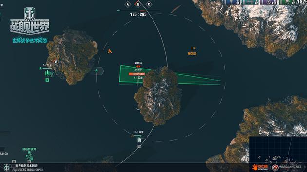 《战舰世界》航母特有上帝视角和操作方式