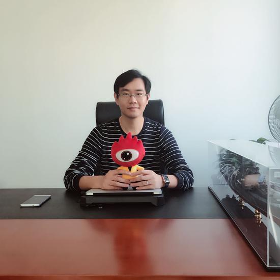 点翼科技CEO倪军