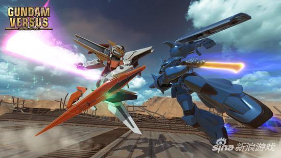 《高达VS》预购特典公布 繁体中文版7月6日同步发售