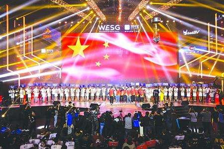 电子竞技成为2022年杭州亚运正式项目自行车组装网图片
