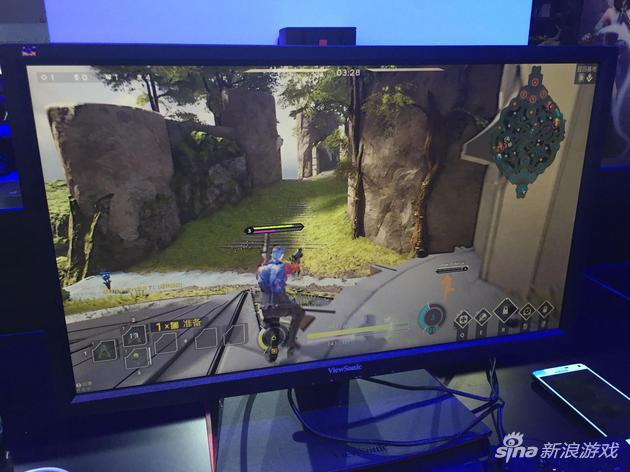 《虚幻争霸》国服版本屏摄截图