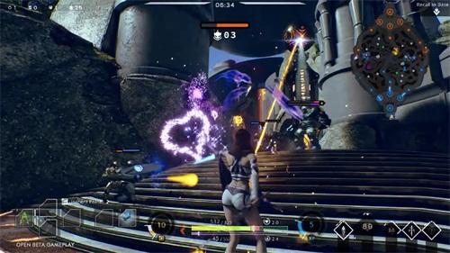 《虚幻争霸》玩家视角截图
