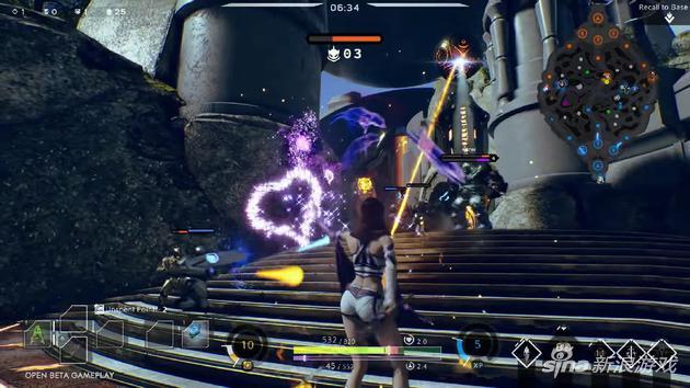 《虚幻争霸》游戏截图