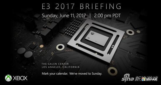 微软2017 E3发布会时间确定 天蝎座将正式亮相