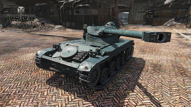 弹夹神车AMX 13 105