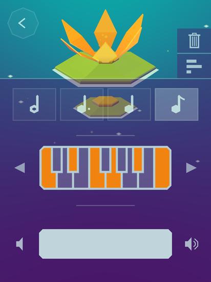 《Lily - 有趣的音乐创作》游戏截图 (1)