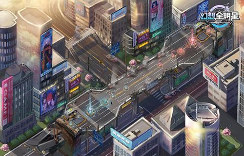 极具科技感的未来都市概念图