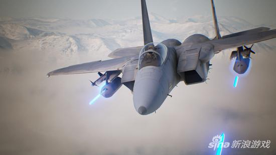 《皇牌空战7》宣布跳票至2018年发售