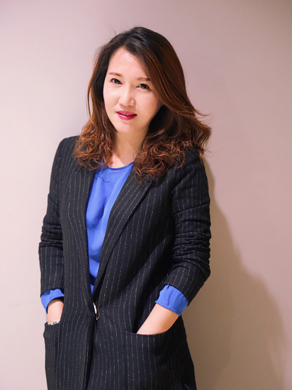 芒果娱乐电视剧中心总经理柳红霞女士