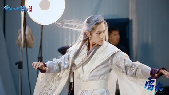 杨洋携手千万级TVC 带来全新主角剧情