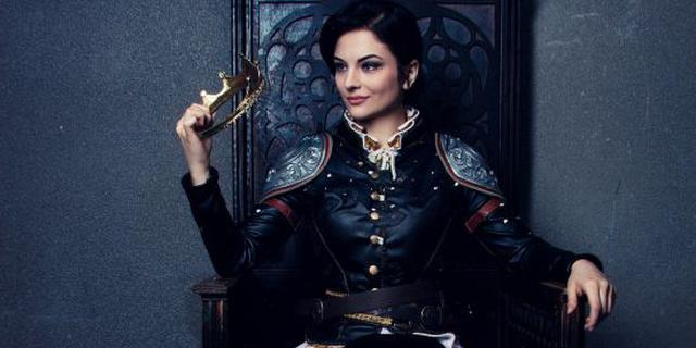 完美COS 腹黑女公爵美艳动人