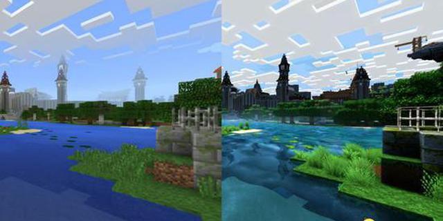 《我的世界》4K画质先行展示