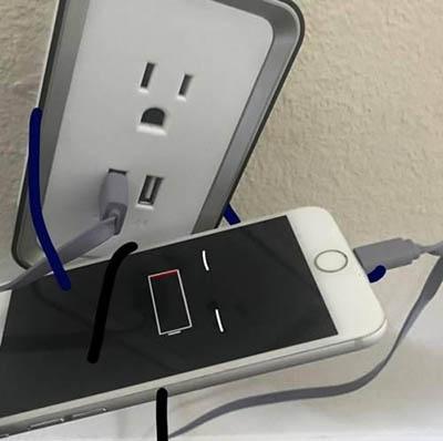 插座和手机是如何交配的