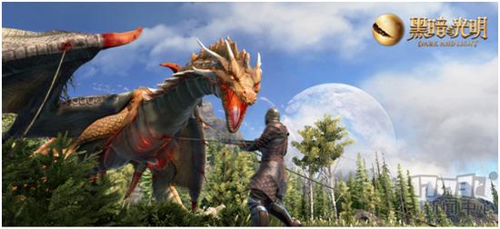 全球人气暴涨 《黑暗与光明》杀入欧美最大游戏直播平台热门游戏榜