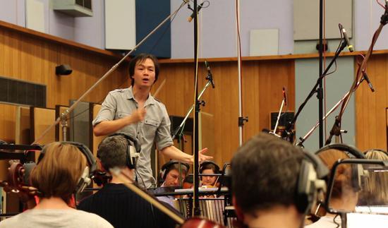 《仙侠世界2》作曲家格莱美奖获得者田志仁访谈