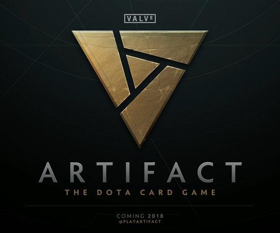 期间曝光了V社全新的DOTA2背景卡牌游戏,2018年问世,目前没有任何细节透露