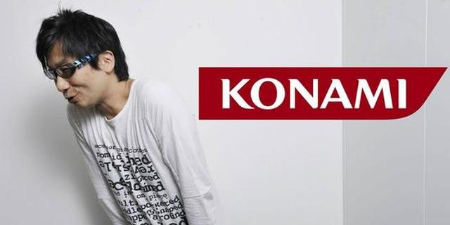 小岛秀夫:很感谢Konami