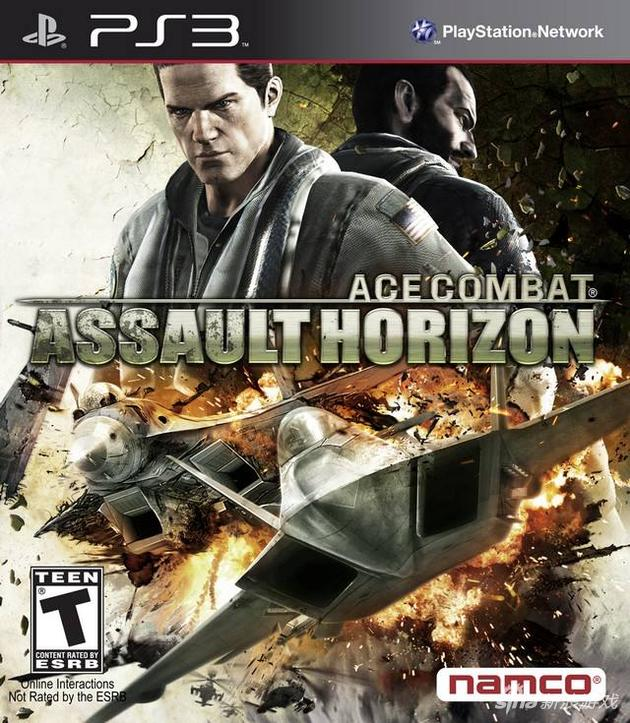 ACH作为非正传作品,玩家扮演的是一位美军军官,有台词