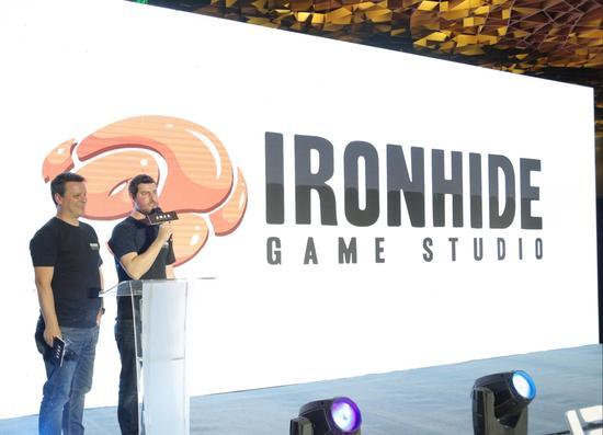 (Ironhide创始人:Alvaro左 、Gonzalo右)