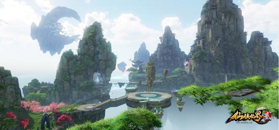 www.hg0261.com点击进入官网《仙侠世界2》同名漫画登顶人气榜首_网络游戏-官方