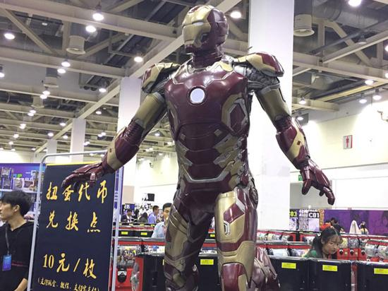 2017中国(苏州)电子竞技博览会金鸡湖畔火热开幕 漫展 第21张