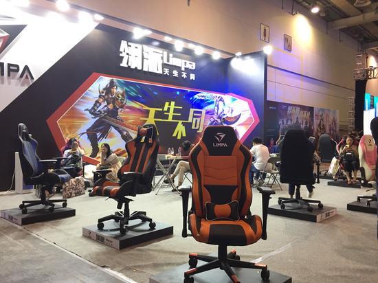 2017中国(苏州)电子竞技博览会金鸡湖畔火热开幕 漫展 第17张