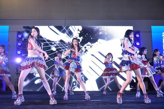 2017中国(苏州)电子竞技博览会金鸡湖畔火热开幕 漫展 第18张
