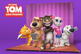 金科文化携《我的汤姆猫》等多款产品角逐金翎