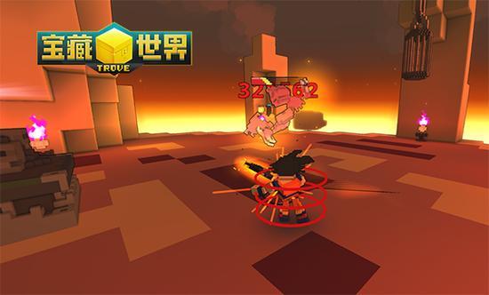 图8 《宝藏世界》玩家自制七龙珠MOD