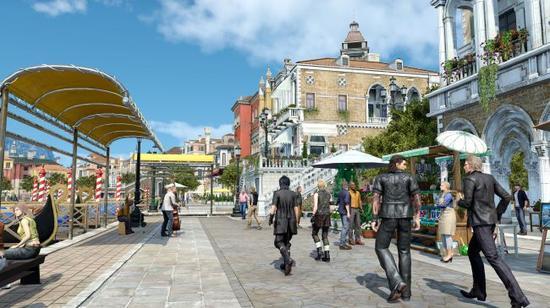 最终幻想15制作人:制作PC版比主机版容易100倍 优优国际娱乐