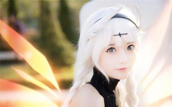 韩国第一美少女Yurisa超美《崩坏3》新COS