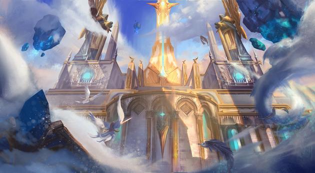 《天使纪元》游戏原画