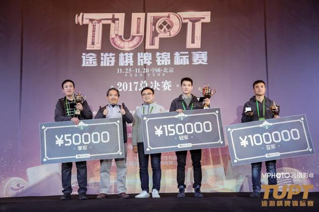 TUPT棋牌锦标赛总决赛-斗地主比赛-冠亚季军