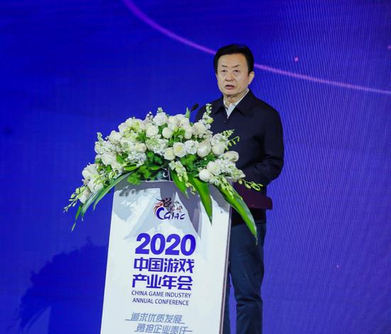 全国政协委员、中国音像与数字出版协会理事长 孙寿山