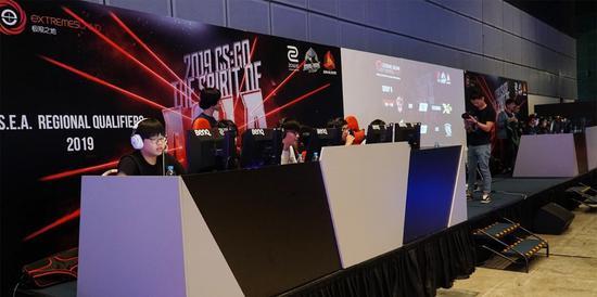 把自己写进历史镌入时代记2019极限之地CSGO亚洲公开赛