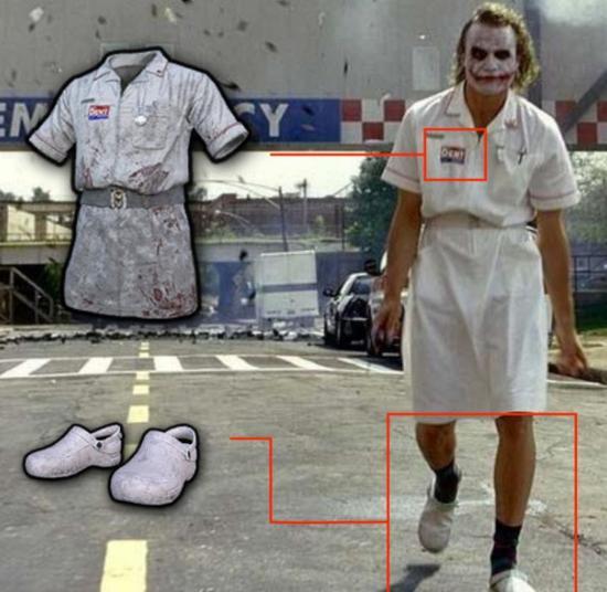《绝地求生》新服装致敬小丑