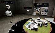 "Theia Interactive 开发VR程序""Bigroom"":用于协作""Unreal Engine"""
