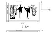 华为公开新技术专利:具有柔性屏幕的电子设备显示