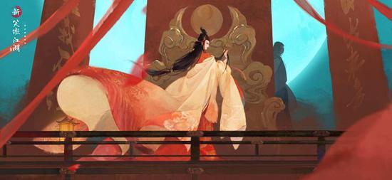 如果你也了解原著《新笑傲江湖》故事剧情不同在哪?