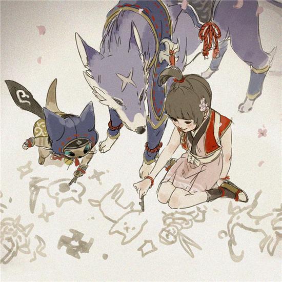 卡普空发布《怪物猎人:崛起 》新艺术图
