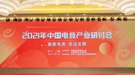 中国电竞产业研讨会举办
