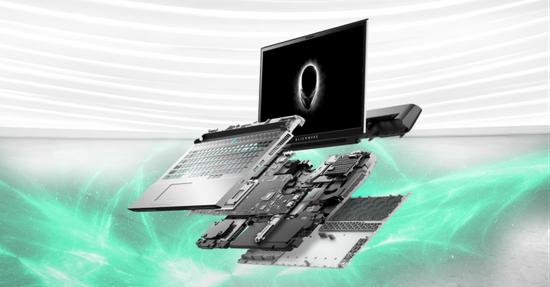 """《【煜星代理平台】外星人全新AREA-51M 2020版游戏本,带你认识真正的""""台式机性能""""》"""
